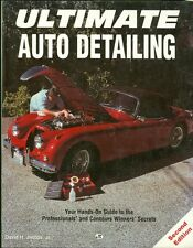 1995 Ultimate Auto Detailing Book by David H. Jacobs, Jr. (Paperback)