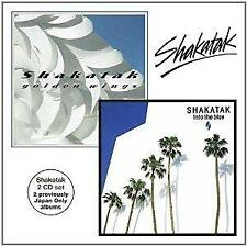 Shakatak - Golden Wings/Into The Blue (NEW 2CD)