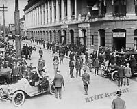 Photograph Vintage Shibe Baseball Field Philadelphia 1914  8x10