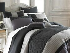 Embroidered/Embellished Eight-Piece Comforter Sets King Pick Up Only !