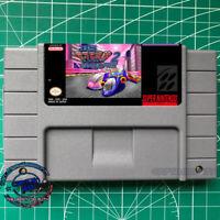 BS F-Zero 2 Grand Prix SNES Video Game