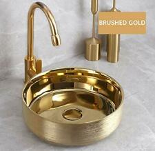 Bathroom Cloakroom Ceramic Vanity Counter Top Wash Basin Sink Washing Bowl