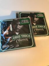 Lot Of 2 Cheers [PA] by Obie Trice (CD, Sep-2003, Shady) Explicit Version.