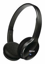 Philips SHB4000/28 Bluetooth Stereo Headset, Black