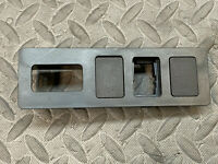 TOYOTA Genuine 74202-0C060 Armrest Base Panel