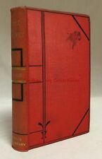 1880s Cassell's Red Library Antique Book People I Have Met N Parker Willis
