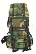 Gregory SPEAR Subsystem Backpack Woodland Camo USGI Special Forces UM21 EXC