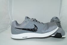 Nike downshifter 7 UE 44 us 10 gris calzado deportivo 852459-009 running zapatillas