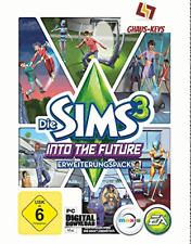 The Sims 3 Into the Future DLC Steam Download Key Digital Code [DE] [EU] PC