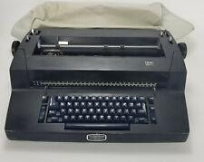 Ibm Selectric Ii Vintage Correcting Electric Typewriter Black Partsrepair