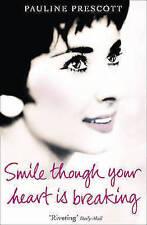 PAULINE PRESCOTT__  SMILE THOUGH YOUR HEART IS BREAKING __ BRAND NEW___ FREEPOST