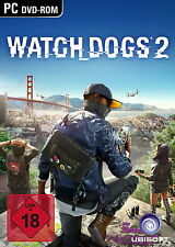 Watch Dogs 2 / UPLAY Ubisoft PC Key Download Code [DE/EU]