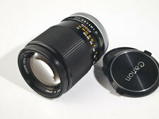Canon FD 2.5 / 135mm Lens - exc++