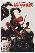 SUPERIOR SPIDER-MAN #24 | Stefano Caselli 1:50 Venom Variant | RARE | 2014 | VF+