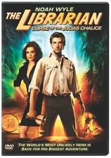 Librarian: Curse of the Judas Chalice (DVD Used Very Good) WS