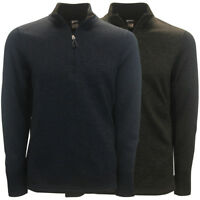 Gear For Sports Quarter-Zip Heathered Golf Pullover, New