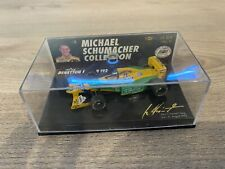 Benetton Ford B 192 - Michael Schumacher Collection 1:64 Paul?s Model Art (15)