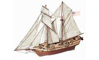 Occre Albatros Schooner 1:100 - Ideal Beginners Model Wooden Boat Kit (12500)