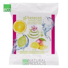 Benecos Vegan Facial Cleansing Wipes 25 per pack