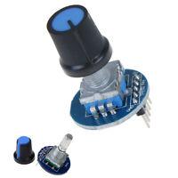Rotary encoder module brick sensor development audio potentiometer knob cap