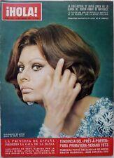 HOLA 1972: SOPHIA LOREN_BRIGITTE BARDOT_MARK LESTER_BURT REYNOLDS_AGA KHAN