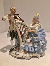 New listing Dresden Porcelain Group