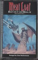 MEAT LOAF / BAT OUT OF HELL II * NEW MC AUDIO CASSETTE 1993 * MC - MUSIKKASSETTE