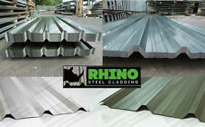 BOX PROFILE POLYESTER COATED METAL ROOFING SHEETS IN BEDFORD
