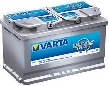 BATTERIA ACCUMULATORE AUTO VARTA F21 START & STOP PLUS 80 AH AMPERE 800 AMPERONI