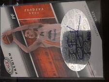 2005 Sage Premium Fran Vazquez Authentic Autograph BLACK #d 76/99 Rookie RC AUTO
