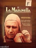 LA MANOVELLA - LUGLIO - N. 5 - 1998 - BUGATTI - SPITFIRE TRIUMPH