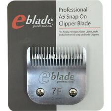 #7F A5 E-Blade clipper hoja se ajusta Laube Oster Wahl Andis HEINIGER