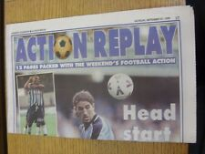 27/09/1999 Coventry Evening Telegraph: Action Replay - 12 Page Supplement, Packe