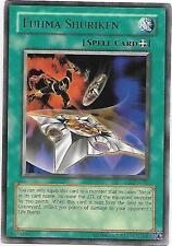 YU-GI-OH!  Fuhma Shuriken IOC-031 Rare SPELL Card   MINT