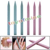 Herramienta Arte 1Pc único NailCuticle removedor de uñas Trimmer Buffer