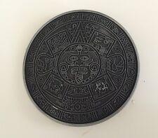 Native American Mayan Aztec Calender belt buckle suitable for 4cm width belt