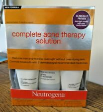 New! Neutrogena Complete Acne Therapy Solution Exp 3/22  (3549)