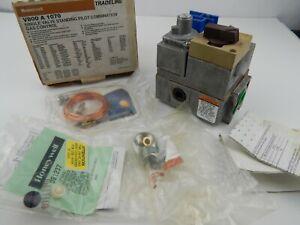 honeywell v800 a 1070 single valve standing pilot combination gas control