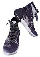 Nike Hyperdunk 2015 Gray White Black Mens Shoes Size 7.5