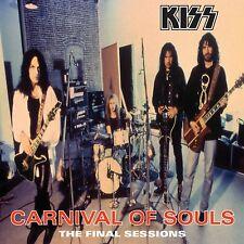 LP KISS CARNIVAL OF SOULS VINYL 180g + MP3 DOWNLOAD HEAVY METAL