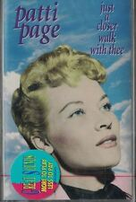 Just A Closer Walk With Thee by Patti Page Cassette PolyGram 1995 New Sealed