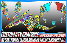 CAN AM RENEGADE 800/850/1000 GRAPHICS DECALS