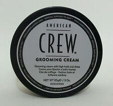 American Crew Grooming Cream 3 oz - High Hold & Shine - New w/ Free Shipping