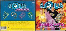 Aqua cd album- Bubble Mix, The Ultimate Remix album