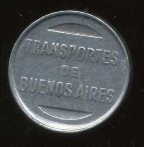 ARGENTINE jeton un viaje en subte   BUENOS AIRES