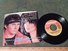"Mike Reno & Ann Wilson ""Almost Paradise"" + LOVERBOY - Strike Zone (45RPM_7"") '84"
