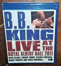 Live at the Royal Albert Hall 2011 by B.B. King (Blu-ray Disc, 2012)
