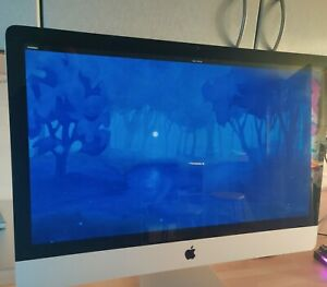 Apple iMac 27 inch 2011 running linux. Fedora 34 installed ssd drive 2gb ram