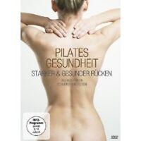 PILATES GESUNDHEIT - STARKER & GESUNDER RÜCKEN DVD NEU