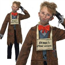 Child Deluxe Mr Stink Costume David Walliams Book Week Day Fancy Dress